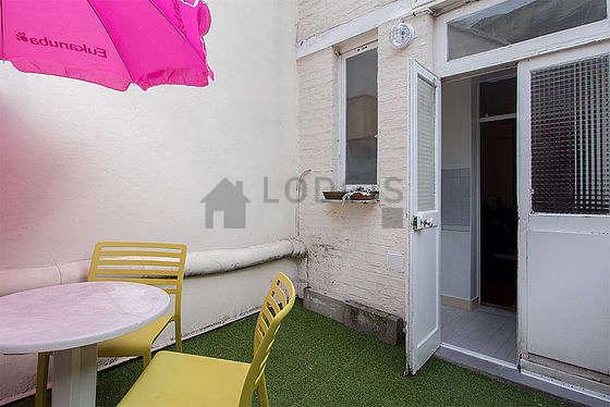 Appartement Paris 15° - Terrasse