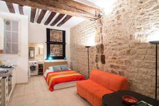Appartement Rue Le Regrattier Paris 4°