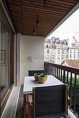 Apartment Paris 15° - Terrace