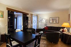 公寓 巴黎17区 - 客廳