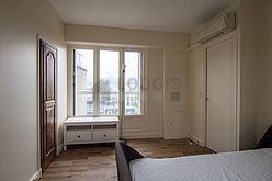 公寓 巴黎16区 - 卧室