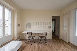 Apartamento París 16° - Salón