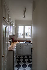 Appartement Paris 16° - Cuisine