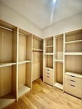 Apartment Paris 10° - Dressing room