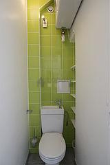 Apartment Paris 13° - Toilet