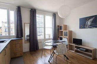 Quartier Chinois París 13° 1 dormitorio Apartamento