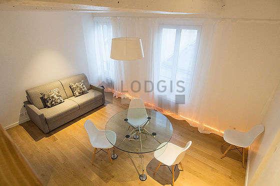 Appartement Paris 10° - Mezzanine