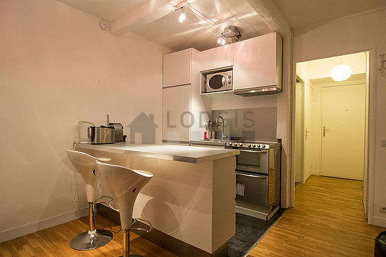 Belle cuisine de 3m²