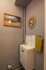 Wohnung Paris 17° - WC