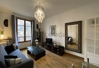 Appartement 2 chambres Paris 19° La Villette