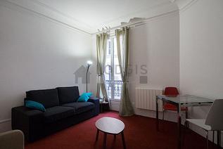 Pigalle – Saint Georges 巴黎9区 2個房間 公寓