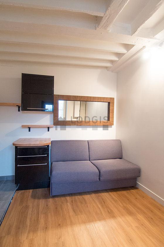 Location studio avec local v los paris 5 rue for Location studio meuble paris 16