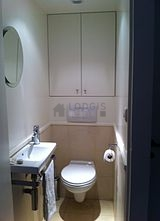 Appartement Paris 16° - WC