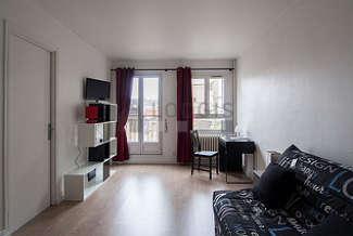 Studio Paris 13° Gobelins – Place d'Italie