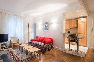 Batignolles París 17° 2 dormitorios Apartamento