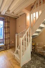 Appartement Paris 6° - Séjour