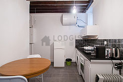 公寓 巴黎11区 - 厨房