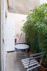 Appartement Paris 11° - Terrasse