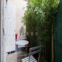 Wohnung Paris 11° - Terasse