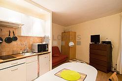 公寓 巴黎20区 - 客厅