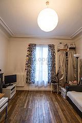 公寓 巴黎17区 - 客厅