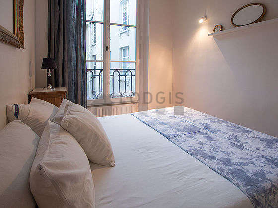Appartement Paris 4° - Chambre