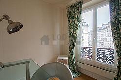 Apartment Paris 5° - Study