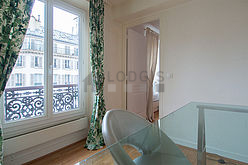 Apartment Paris 5° - Study
