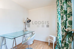Appartement Paris 5° - Bureau
