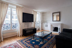 Appartement Paris 5° - Séjour
