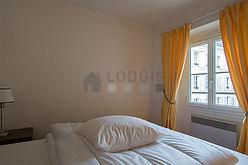 Wohnung Paris 5° - Schlafzimmer