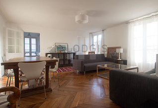 Appartement 3 chambres Paris 12° Bercy