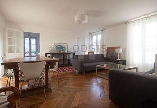 Bercy Paris 12° 3 Schlafzimmer Wohnung