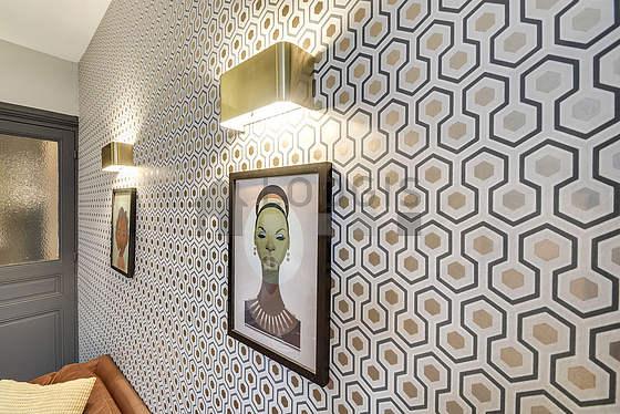 Location appartement 1 chambre avec ascenseur et chemin e for Chambre paris 13