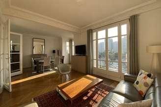 Auteuil Париж 16° 2 спальни Квартира