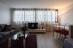 公寓 巴黎19区 - 客厅