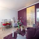 Wohnung Paris 19° - Wohnzimmer