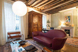 Place des Vosges – Saint Paul Париж 4° 1 спальня Квартира