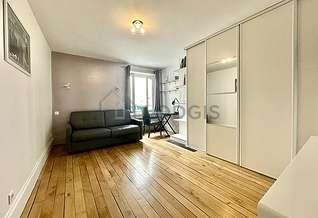 Studio Paris 4° Hôtel de Ville – Beaubourg