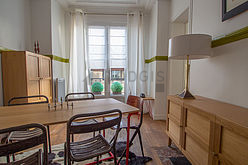 公寓 巴黎6区 - 饭厅