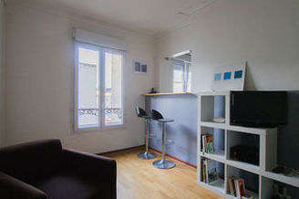 Canal Saint Martin Paris 10° 1 Schlafzimmer Wohnung