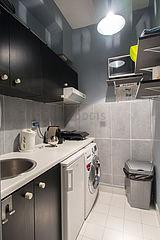 Apartamento París 2° - Cocina