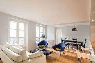 Hôtel de Ville – Beaubourg Paris 4° 2 Schlafzimmer Wohnung