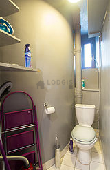 Apartment Paris 15° - Toilet