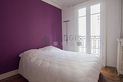 Wohnung Paris 15° - Schlafzimmer