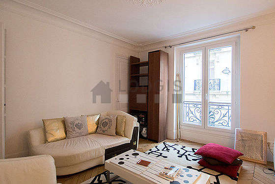 Location appartement 2 chambres paris 17 avenue des for Appartement meuble paris long sejour
