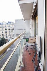 Apartamento París 9° - Terraza