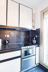 Apartment Paris 9° - Kitchen