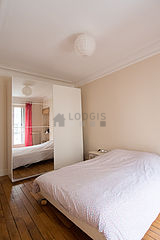 Квартира Париж 10° - Спальня