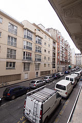 Wohnung Paris 10° - Schlafzimmer